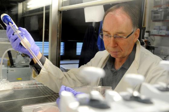 Dr Calum Sutherland.