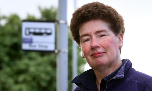 Mary Lockhart.