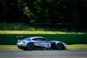 The #75 Optimum Motorsport Aston Martin Vantage GT3