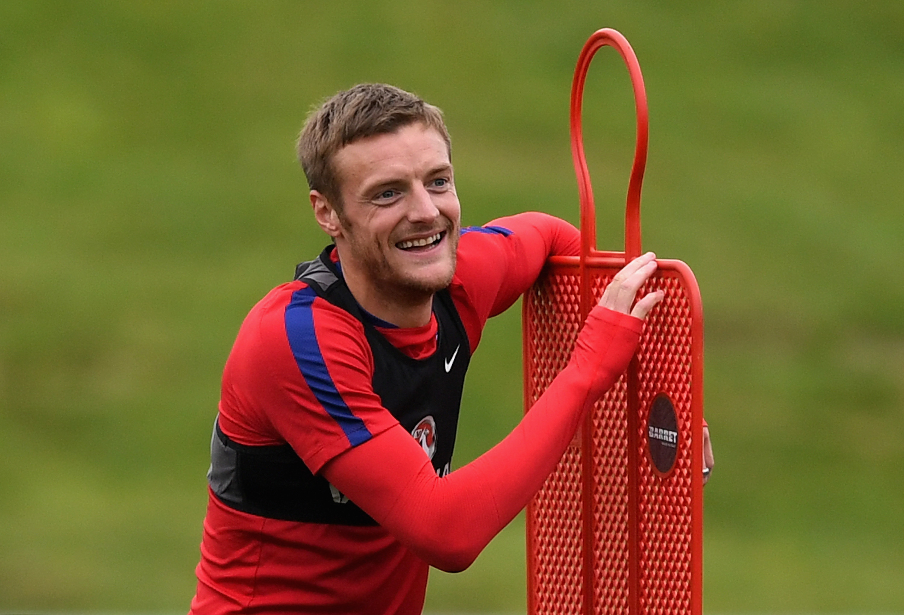 Jamie Vardy has teamed up with local company Insights (Photo by Shaun Botterill/Getty Images)