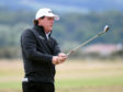 Phil Mickelson shot 70 on the first day of the Aberdeen Standard Investments Scottish Open.