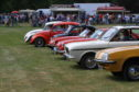 Classics in the ring at last year's Extravaganza.