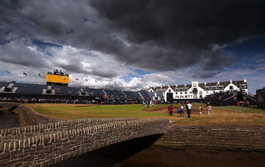 The Open Championship visited Carnoustie in 2018.