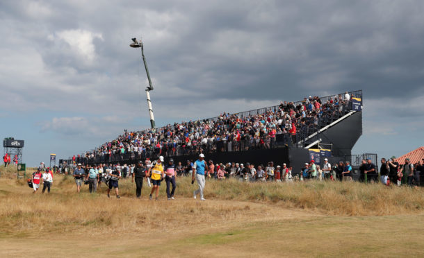 Will the next Tiger Woods come from Fife?
