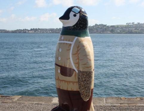 James Gemmill's penguin.