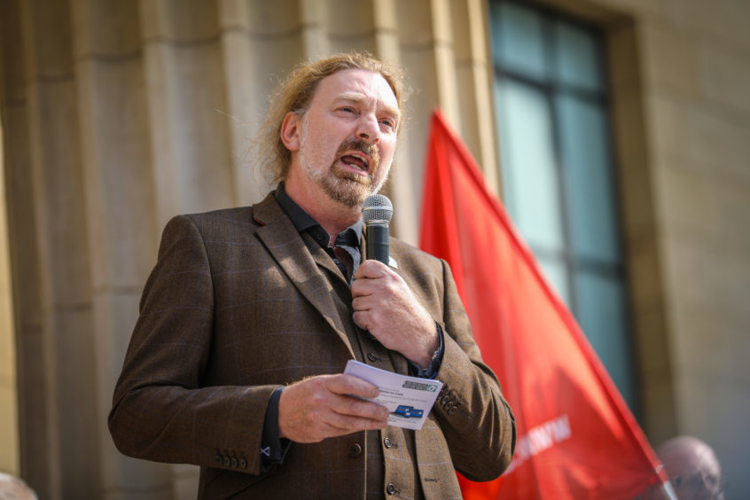 Dundee West MP Chris Law