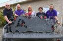 Councillor Mick Green, Rory Thomas, Councillor Jan Wincott,, Councillor Fiona Grant, and Kyran Thomas