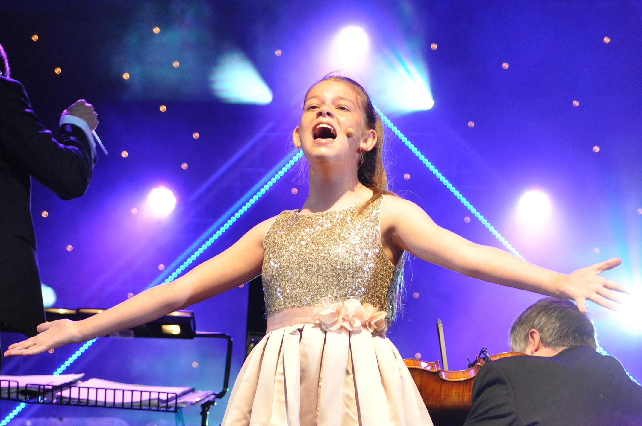 Last year's winner Erin Paterson.