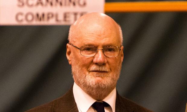 Michael Jamieson was a Conservative councillor
