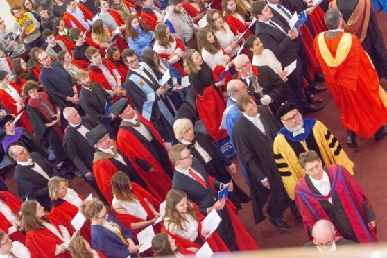 St Andrews University will benefit from the grants.