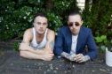 Punk duo Slaves