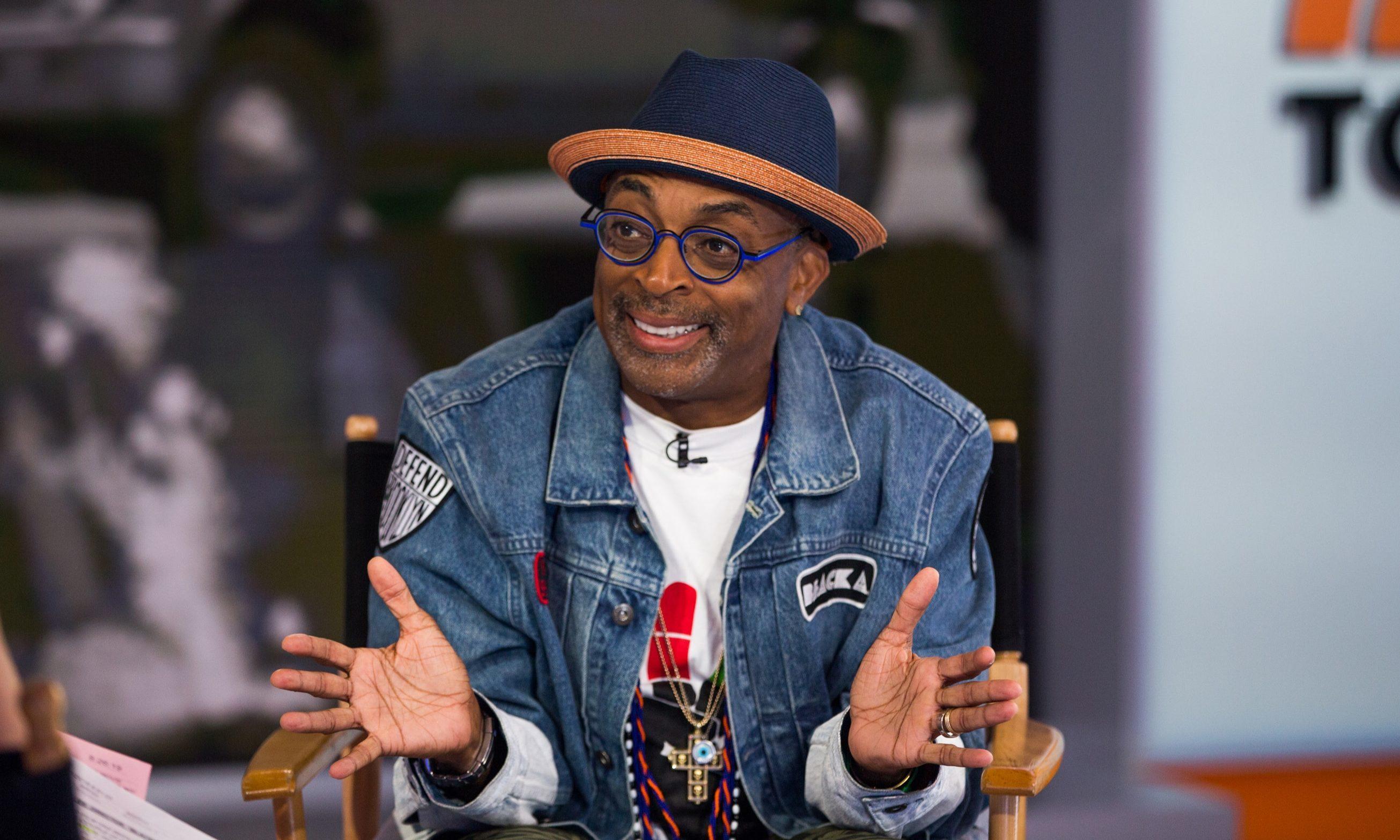 Director Spike Lee.