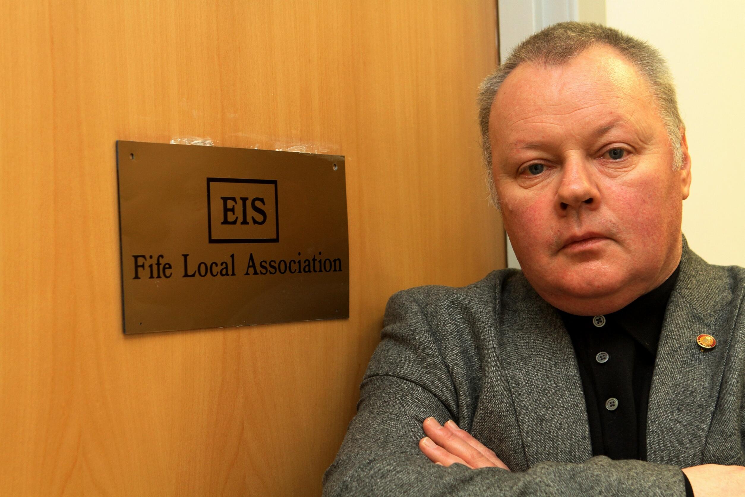 David Farmer, from the Fife EIS
