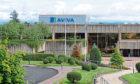 Aviva's offices in Perth.