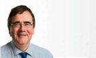 Omega Diagnostics non-executive chairman David Evans.