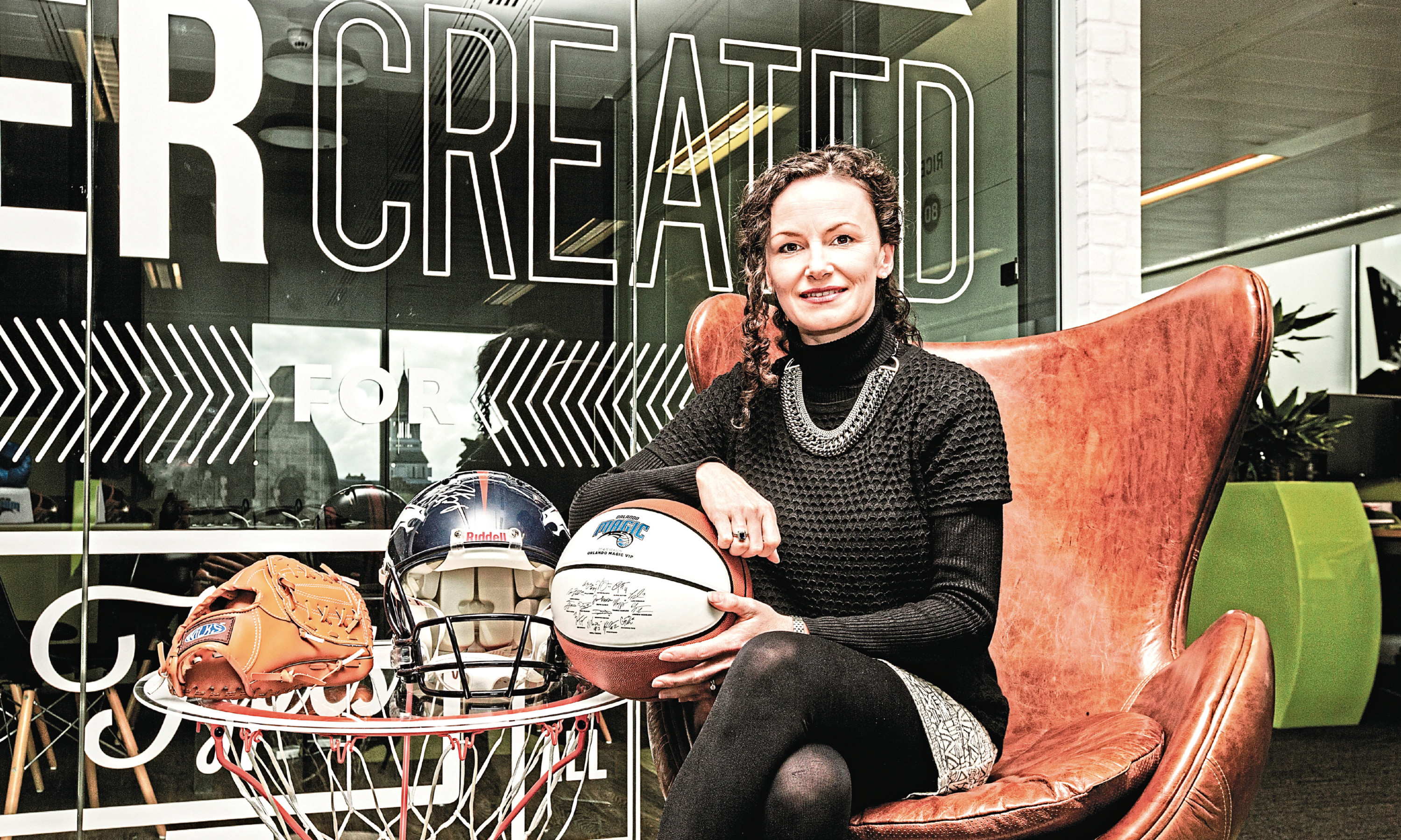 Co-founder Lesley Eccles has put the ball in FanDuels court after commencing legal action.