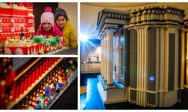 LEGO's Brick City is coming to Dundee.