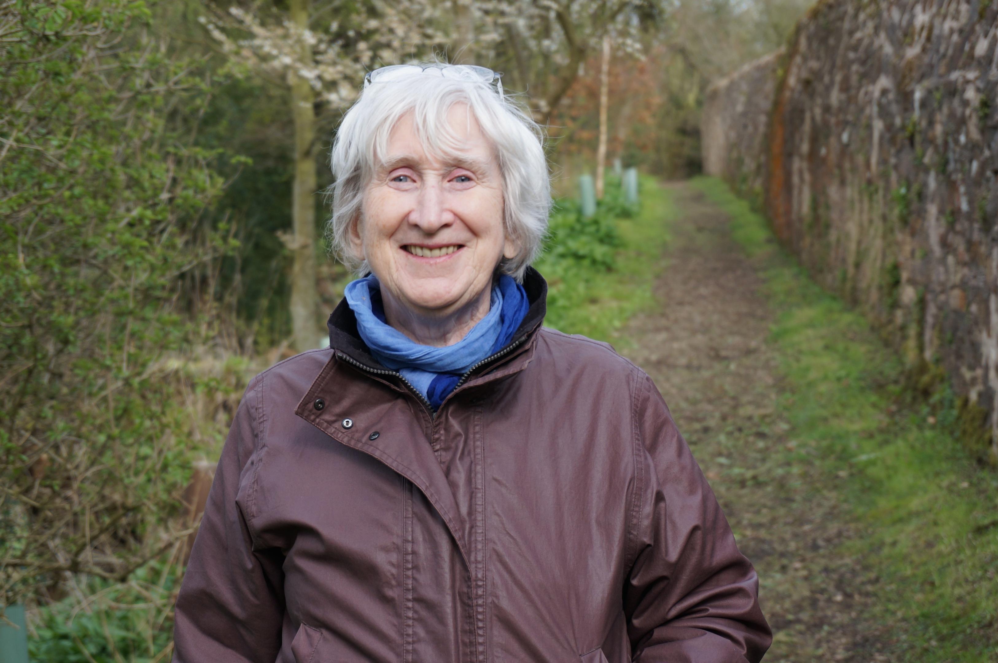 Beth Webster.