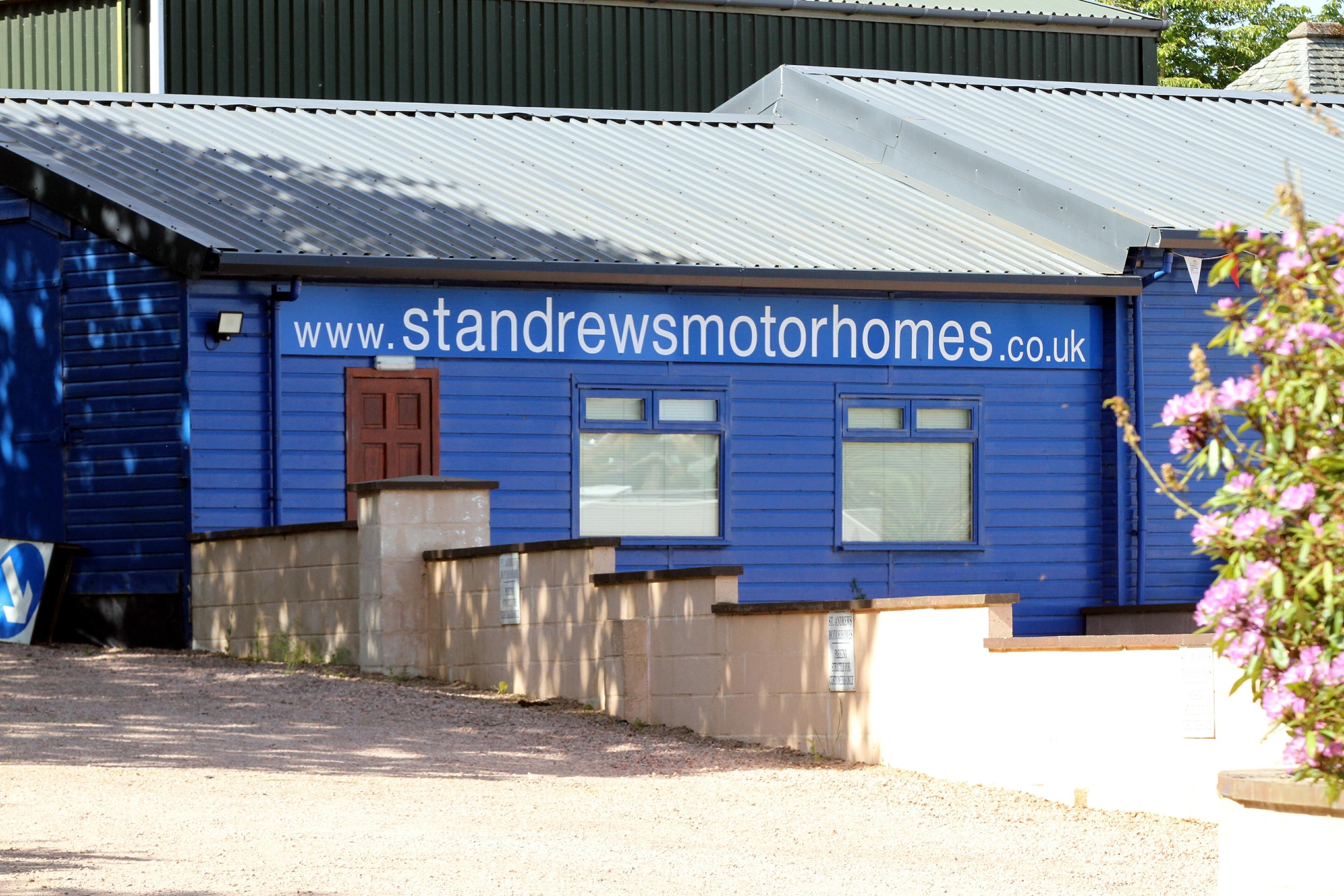 St Andrews Motorhomes.