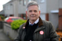 Lochee councillor Charlie Malone.