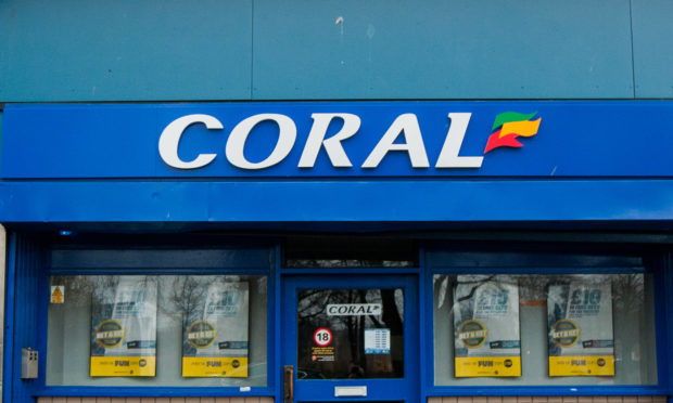 A Coral outlet.