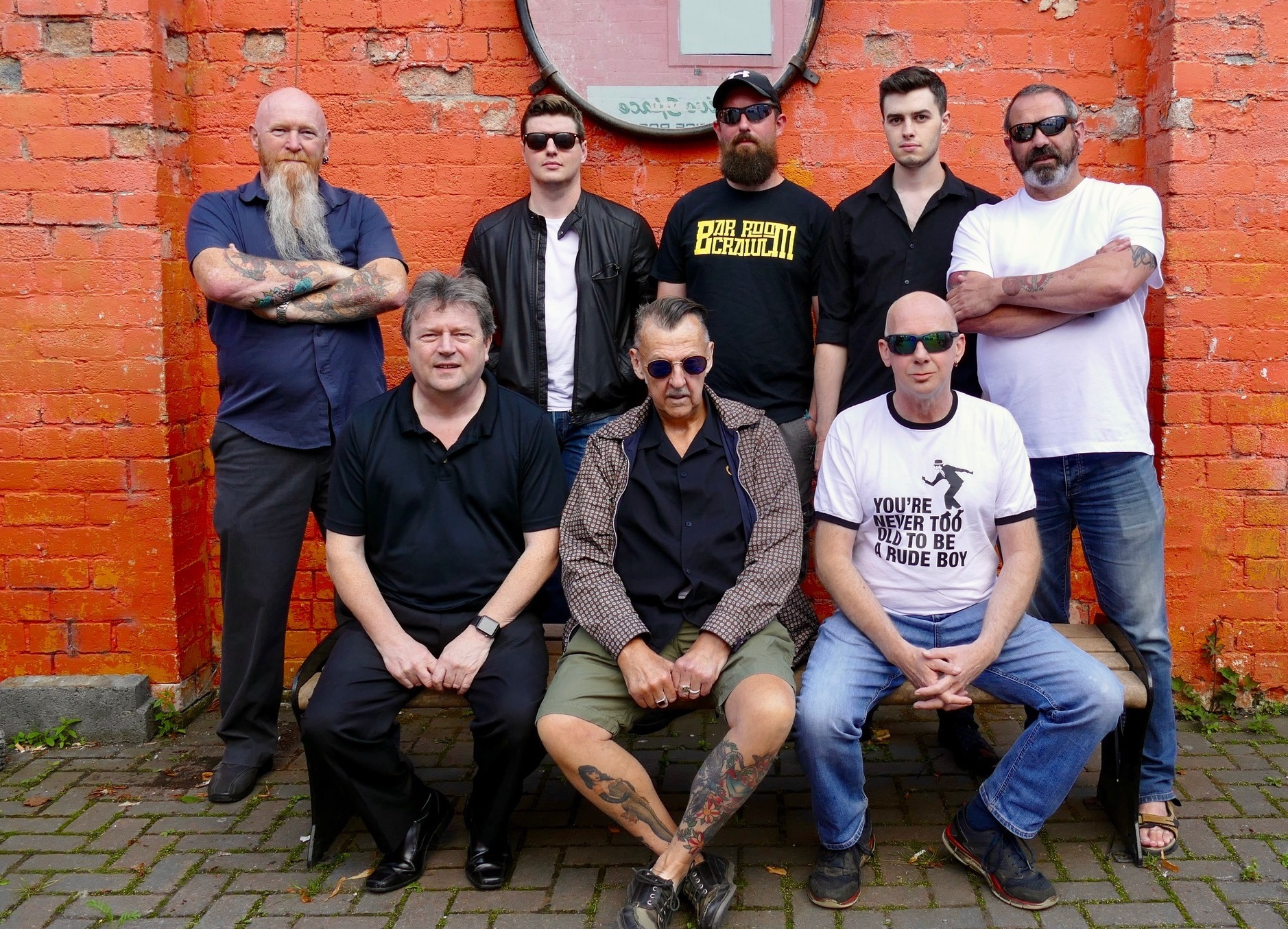 The Rude Boys will be at Craigie Hill Music Festival.