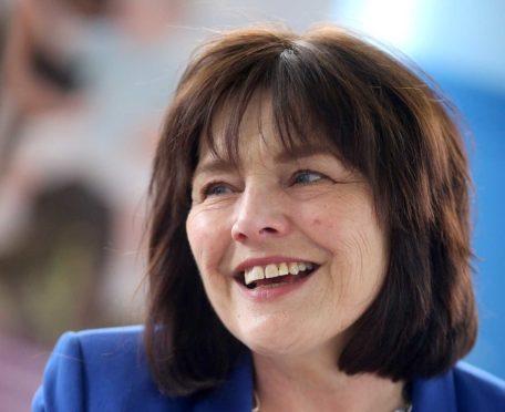 Health secretary Jeanne Freeman.