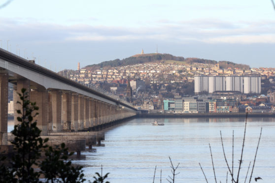Dundee still has one of the lowest employment rates in the country.