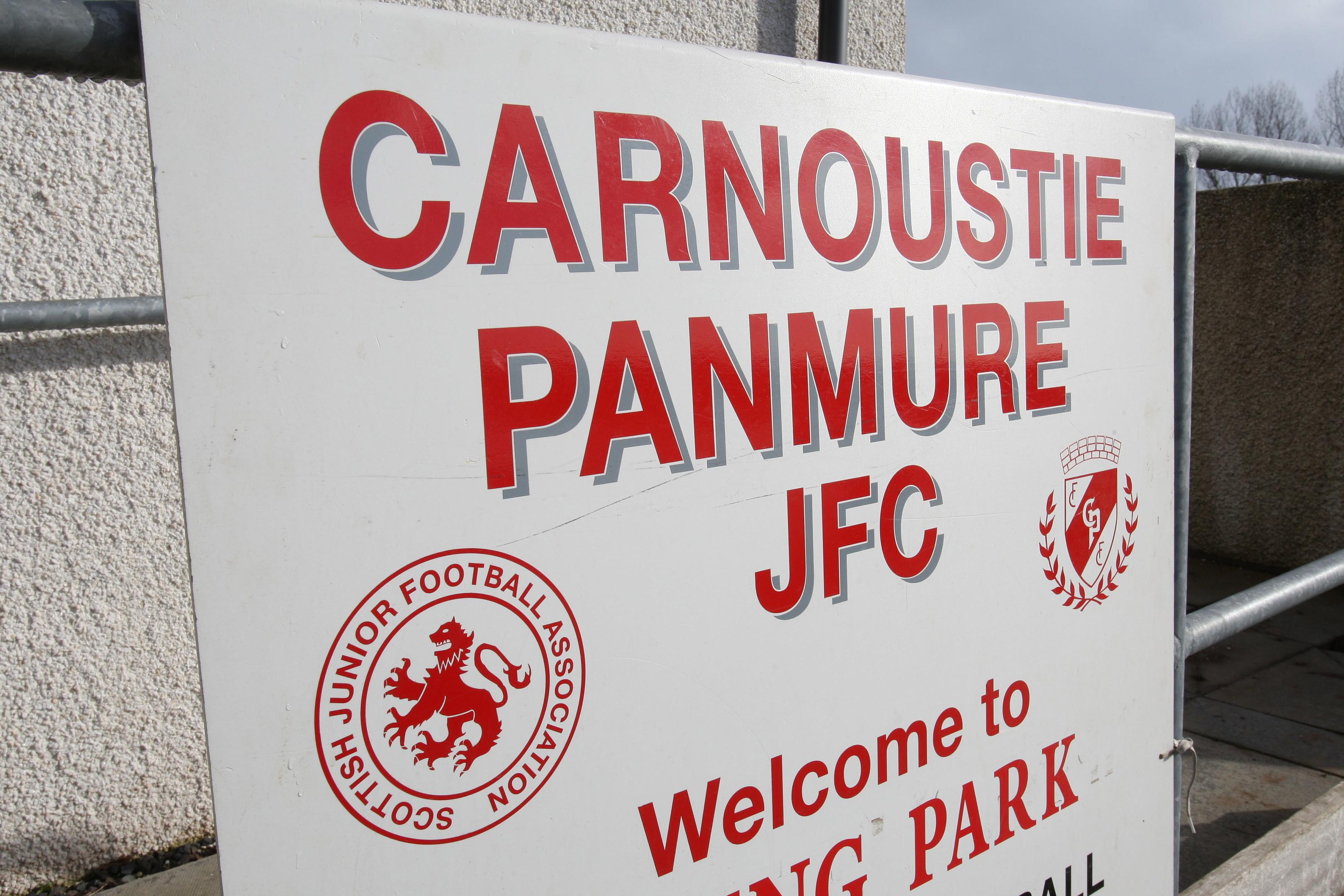 Carnoustie Panmure JFC.