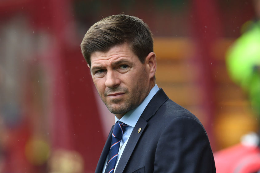 Steven Gerrard faces SFA charge over comments made in wake of Edwards' tackle on Morelos.