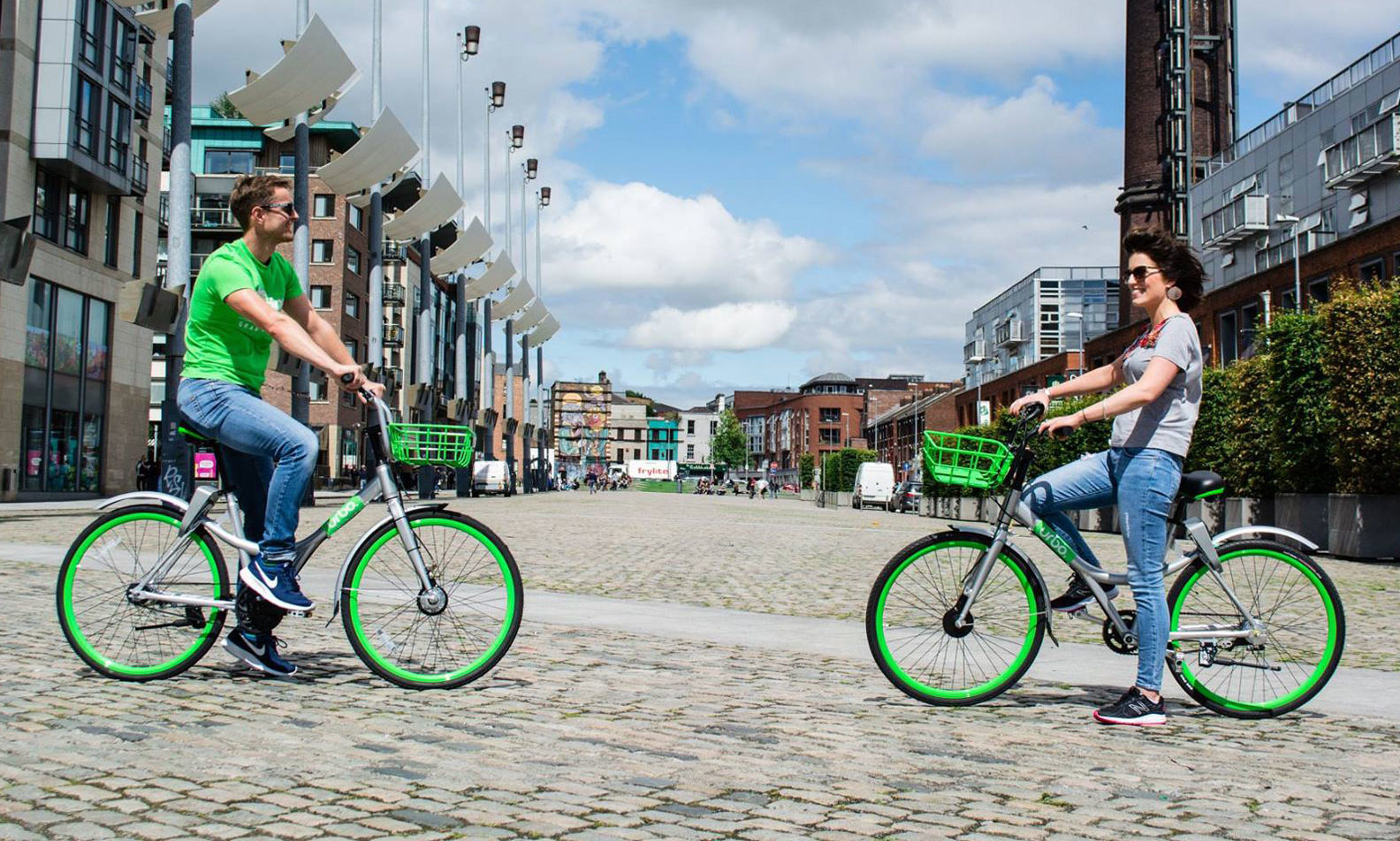 An Urbo bike hire scheme is coming to Dundee.
