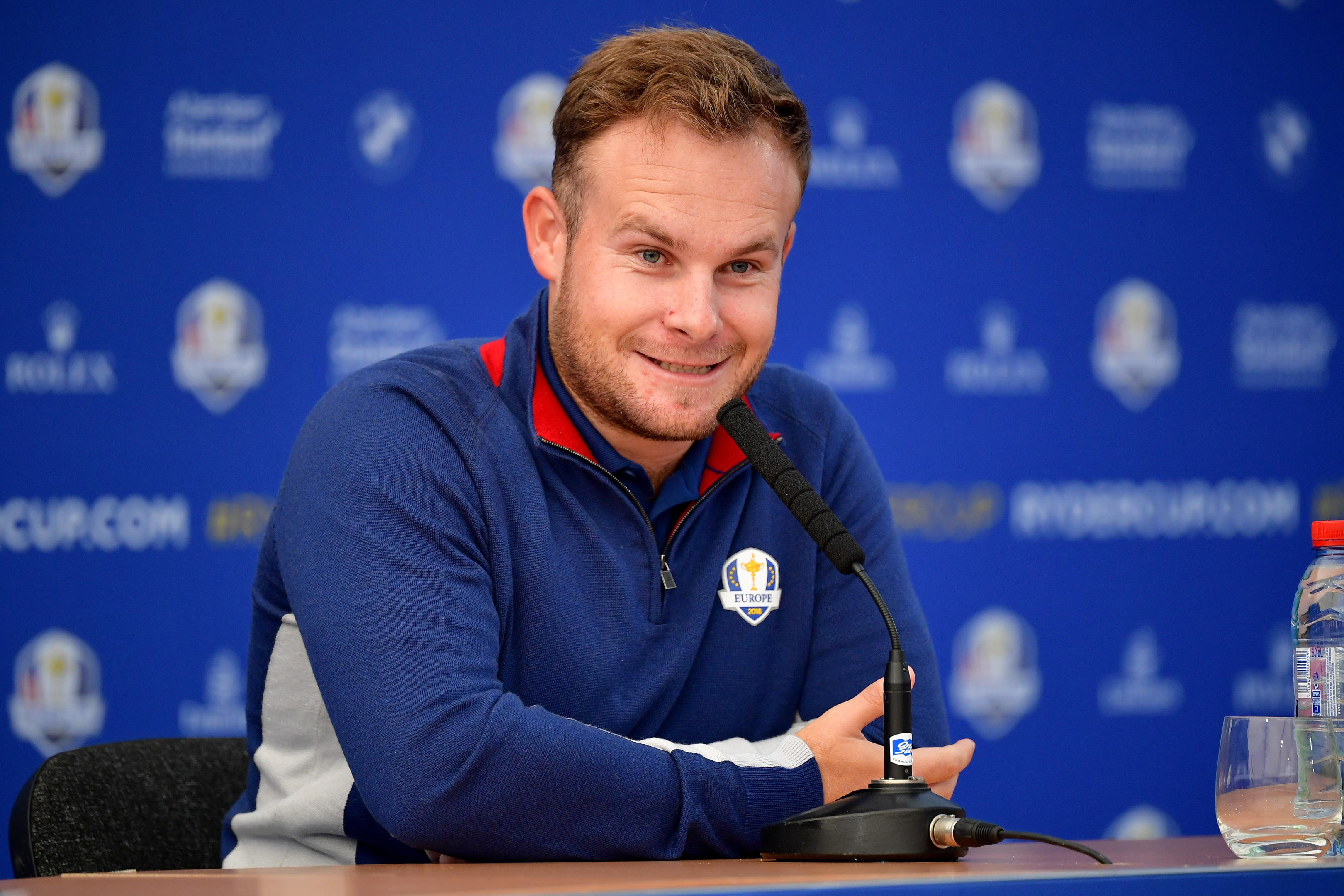 Tyrrell Hatton plans to harness his passion to help Europe regain the Ryder Cup.