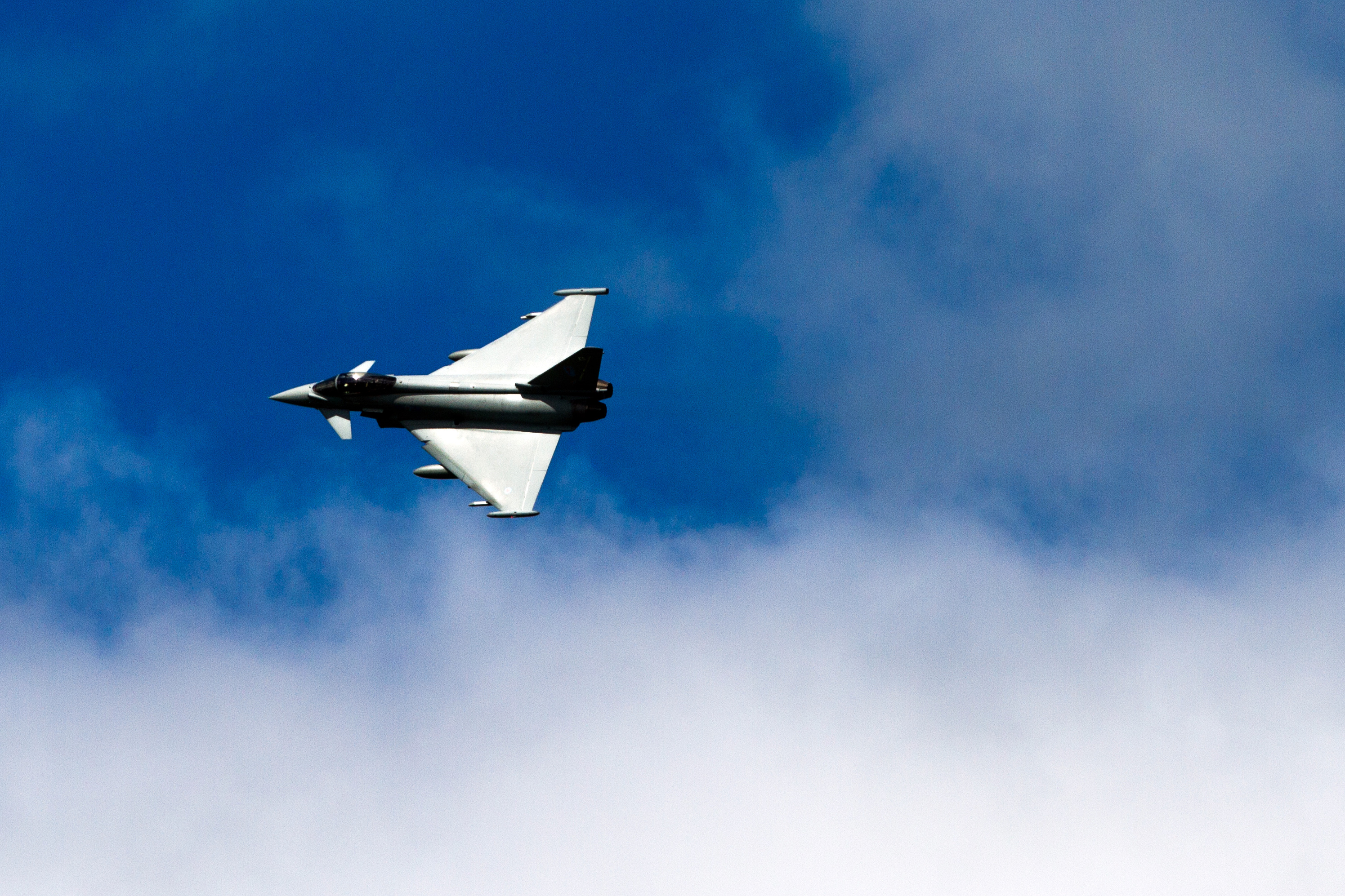 Typhoon aircraft and squadrons left Leuchars in 2014