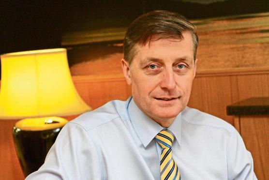 Company founder and majority shareholder Simon Howie.