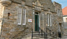 Anstruther Town Hall.