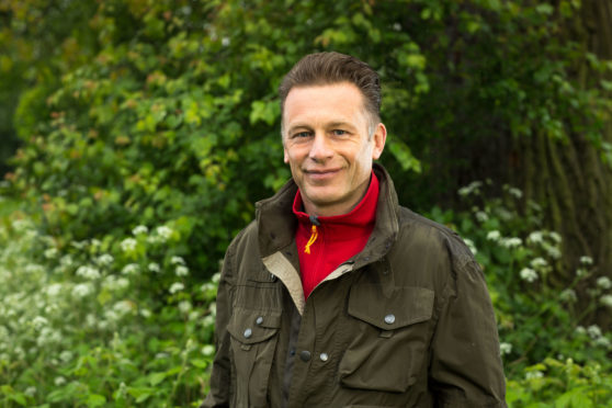 Chris Packham is on a mission to save the UK's wildlife.