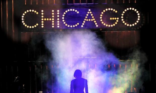 Chicago will return to Pitlochry.