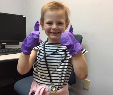 Brave Darci Jackson who tragically lost her fight for life on August 31