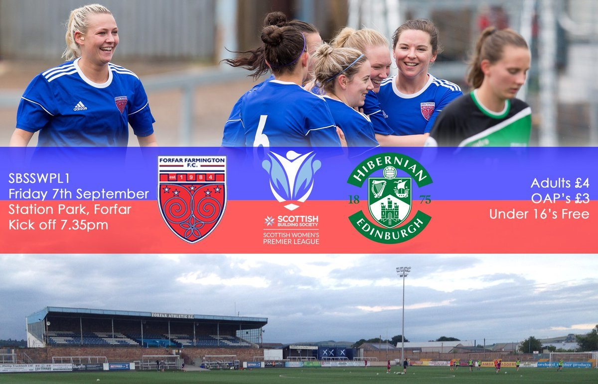 The match will be the first-ever televised Scottish women's league game