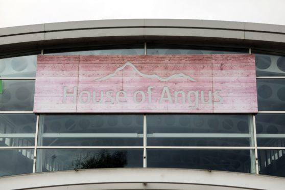 The House of Angus unit.