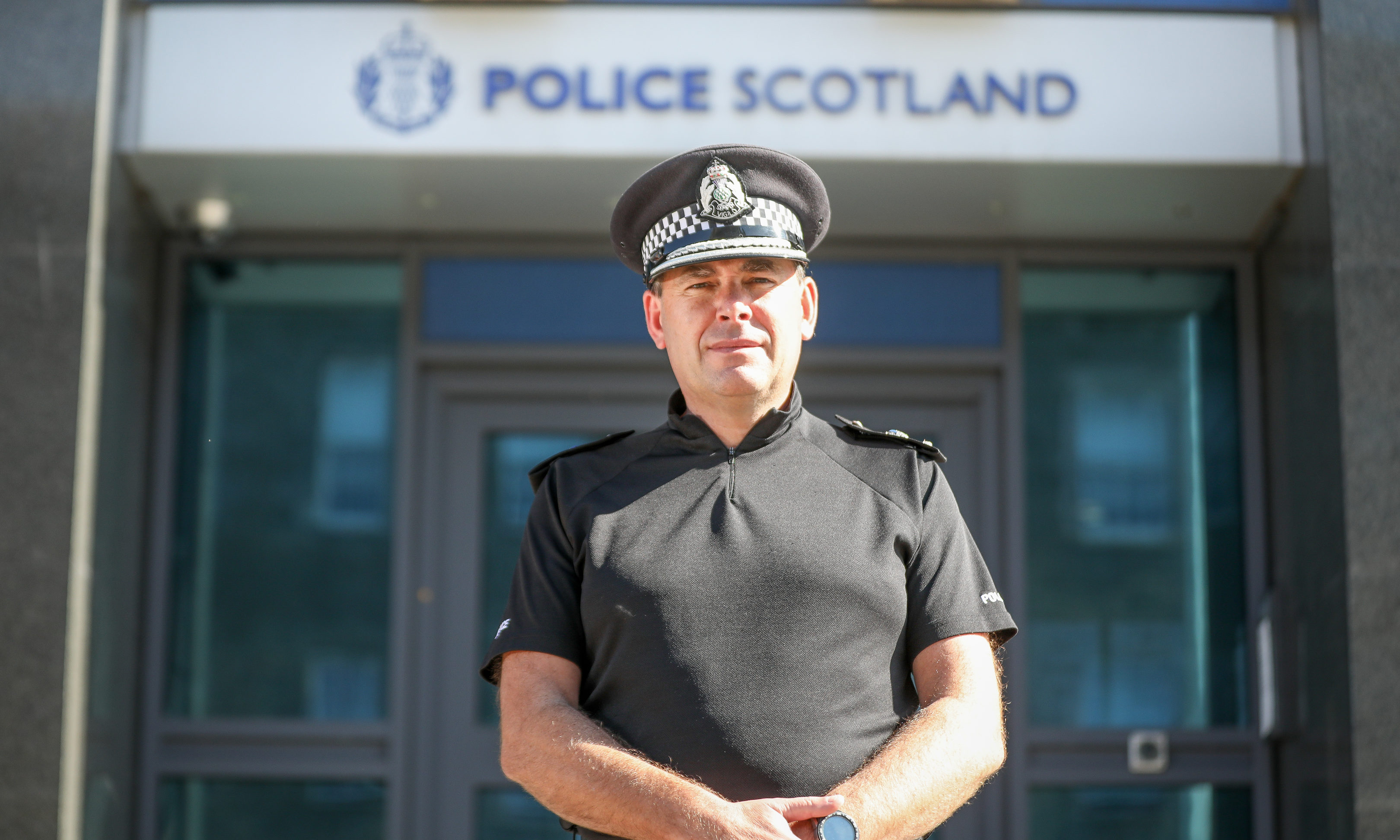 Chief Superintendent Andrew Todd.