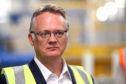 Factory manager John Reid and his team have fought hard to prove the Dundee plant's worth to Michelin.