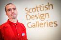 Simon Meek, V&A Dundee's first designer in residence.