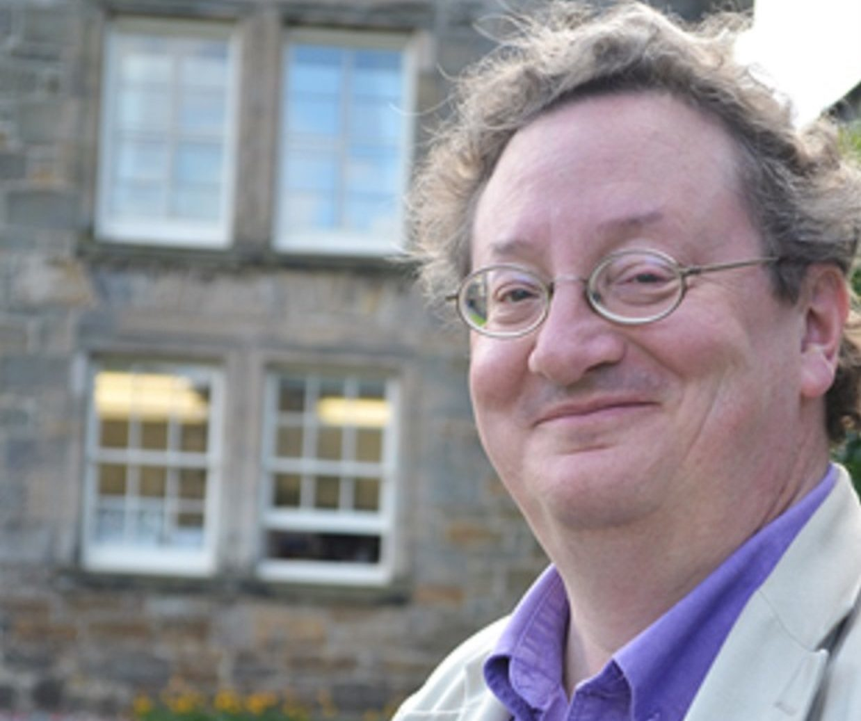 Professor Nick Rengger, who died suddenly at the weekend.