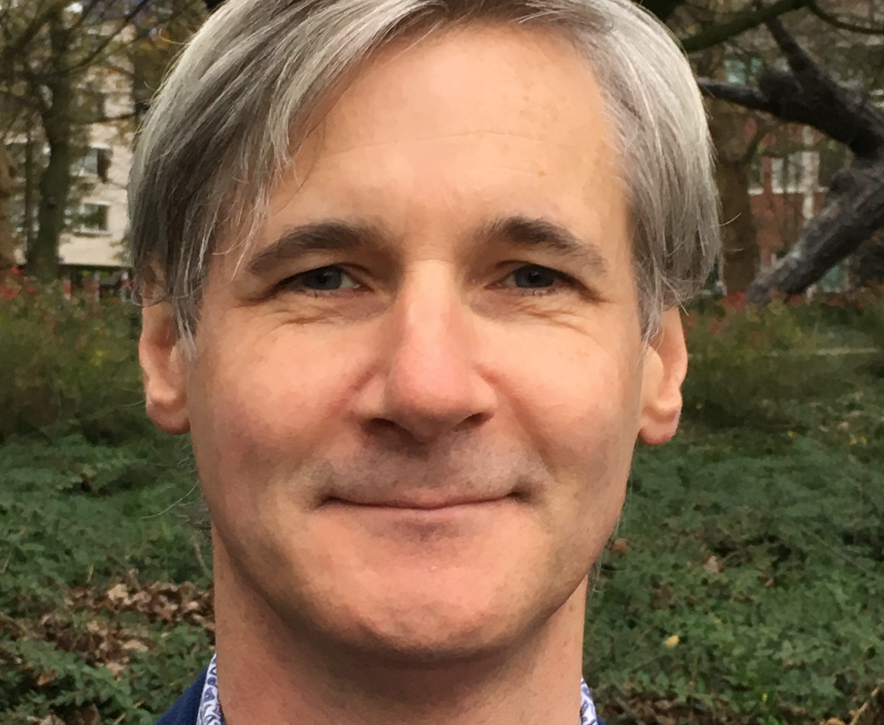 Professor Rory O'Connor of Glasgow University