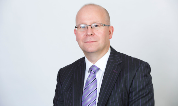 Dr Andrew Buist, chairman of the BMA's GP committee in Scotland