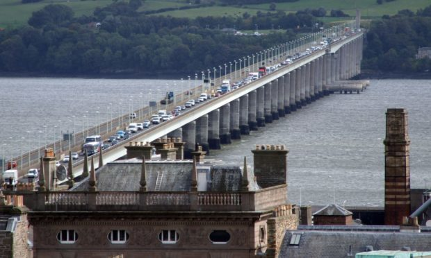 Lynne Short hopes a 'park and choose' could cut the amount of traffic crossing the Tay Road Bridge and clogging up Dundee City Centre streets.
