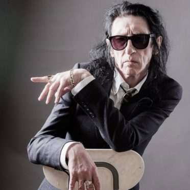 The legendary Dr John Cooper Clarke.