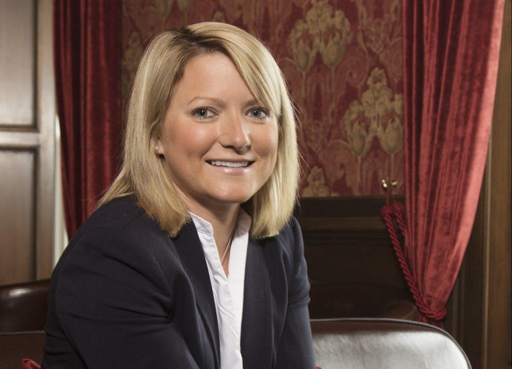 Angus MP Kirstene Hair.