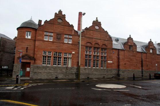 Lochee Library.